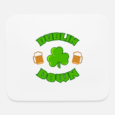 Saint Patrick St Patricks Day Irish Beer Irish Gift - Mouse Pad