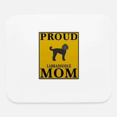 Labradoodle Proud Labradoodle Mom - Mouse Pad