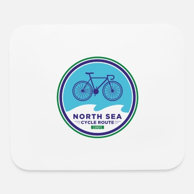 North Sea North Sea Cycle Route - Europe - Mouse Pad