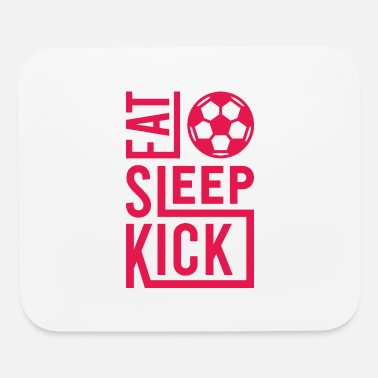 Soccer Coach Eat Sleep Kick Soccer Gifts For Soccer Players - Mouse Pad