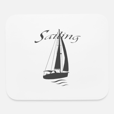 Sailing Yacht Relax For Life - Mouse Pad