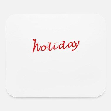 Holiday - Mouse Pad