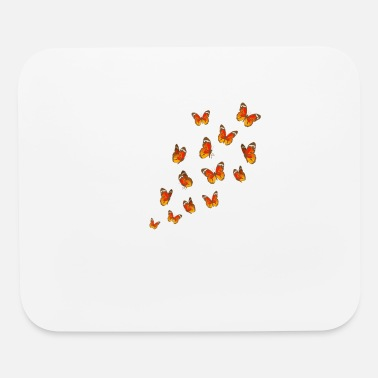 Monarch Butterfly Migration I Stand For The - Mouse Pad