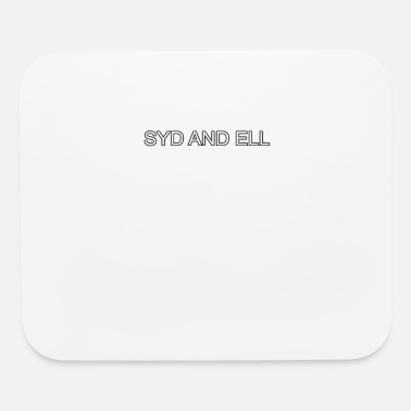 Ell syd and ell merch - Mouse Pad