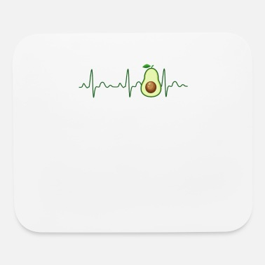 Pulse Green Avocado Pulse - Mouse Pad