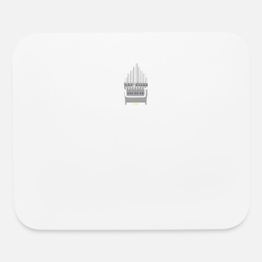 Ghost Pipe Organ Pulse - Mouse Pad