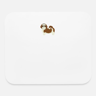 Paws Shih Tzu Pulse - Mouse Pad