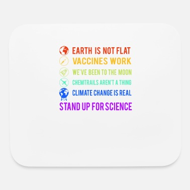 Biology Stand Up For Science - Mouse Pad