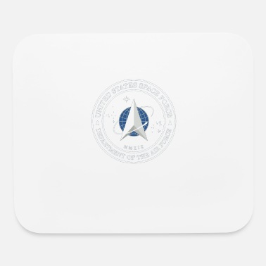 United New United States Space Force Logo 2020 - Mouse Pad