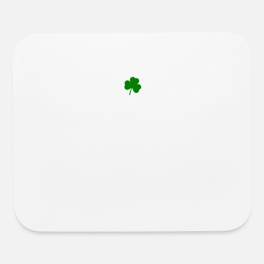 Pulse Green St Patrick's Day Clover Pulse - Mouse Pad
