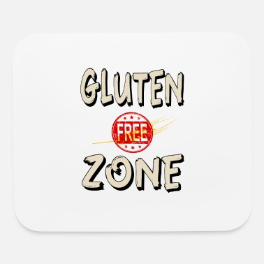 Coeliac Awreness Gluten Free Zone - Mouse Pad