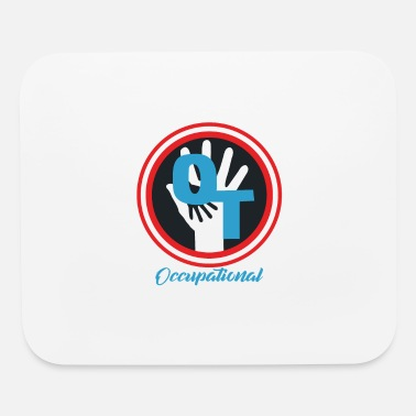 Occupation Occupational occupational therapy Simple design - Mouse Pad