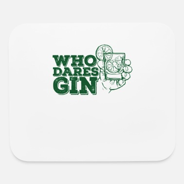 Cocktails Gin Drink Tonic - Mouse Pad