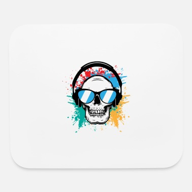 Splatter Ancient DJ - Mouse Pad