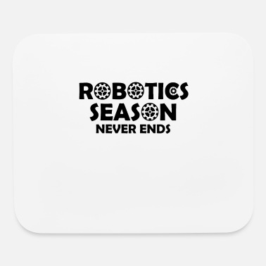 Fantastic Robotics always season design unique - Mouse Pad