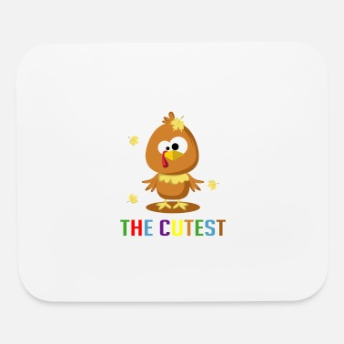 Training Turkey Kids School Teacher Gift - Mouse Pad