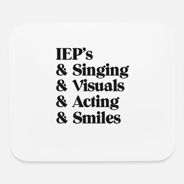 Special Education Teacher Shirt Sped Teacher Gift - Mouse Pad