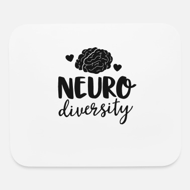 Neurodiversity Special Education Teacher Shirt - Mouse Pad