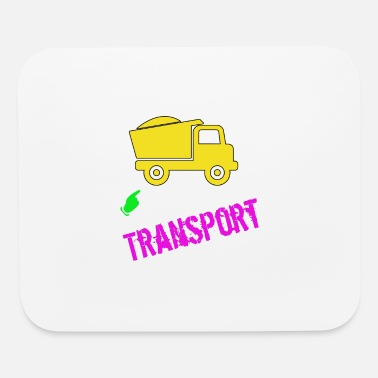 Transportation Transport - Mouse Pad