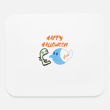 Army Happy halloween day 2020 - Mouse Pad