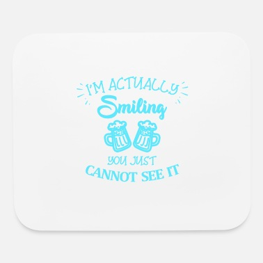 Serve Bartender Funny tee - Mouse Pad