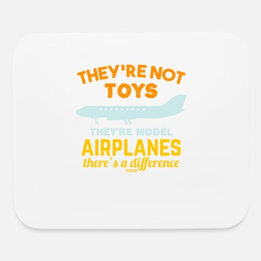 Model Airplane model airplane - Mouse Pad