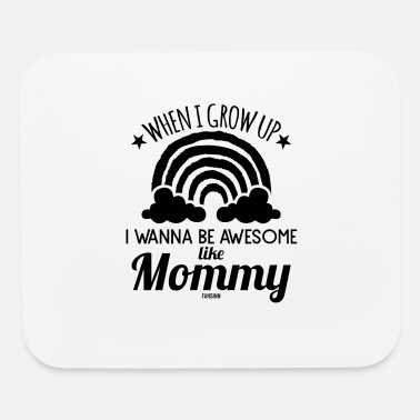 Baby Sayings Baby saying for mom - Mouse Pad