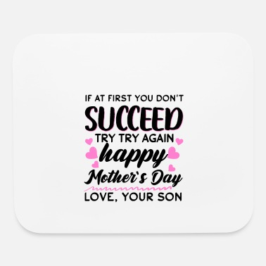 Gift Idea Mother's Day Son Gift - Mouse Pad