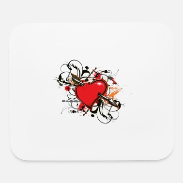 Anti Valentine Anti Valentines Day - Mouse Pad