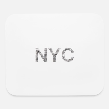 5 Boroughs NYC 5 Boroughs - Mouse Pad