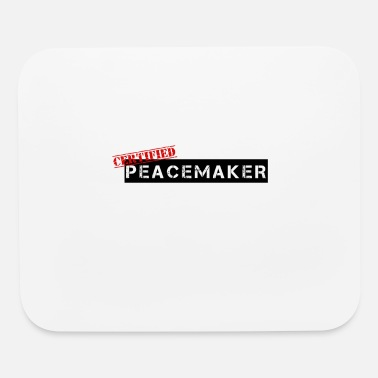 Word peacemaker - Mouse Pad