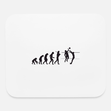 Volley volley team - Mouse Pad