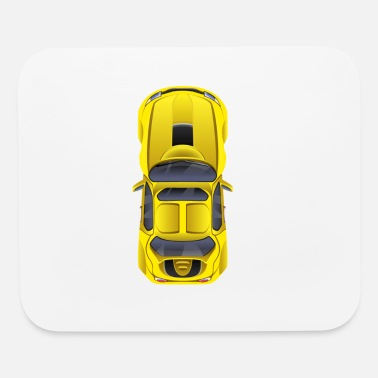 Sports Car sports car - Mouse Pad
