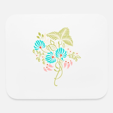 Flowercontest Cool spring bouquet of flowers flowercontest - Mouse Pad
