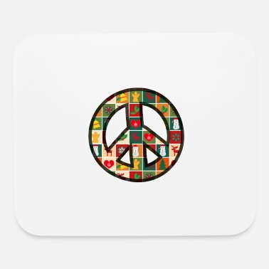Hippie Life The hippies were right - unique design - Mouse Pad