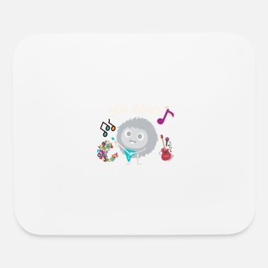 Bright YOU ROCK - Mouse Pad