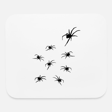 Spider Spiders, Spider Horror - Mouse Pad