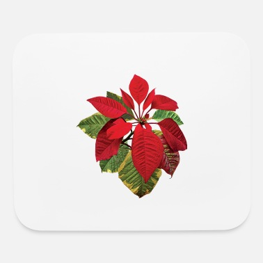 Poinsettia Poinsettia Plant - Mouse Pad