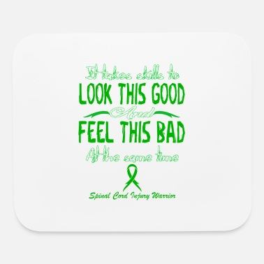 Spinal Cord Spinal Cord Injury Awareness - Mouse Pad