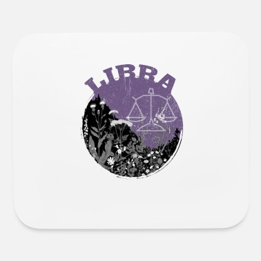 Horoscope Libra Horoscope - Mouse Pad