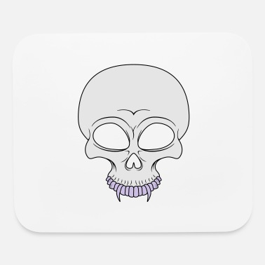 Miscellaneous Skull - Mouse Pad