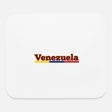 Flag Of Venezuela Venezuela Vinotinto with national flag - Mouse Pad