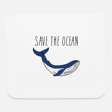 Shop Ocean Animals Mouse Pads online | Spreadshirt