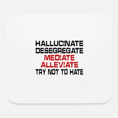 Model Mediate 2 silver Premium T Shirt - Mouse Pad