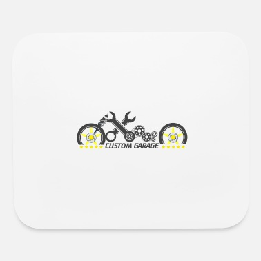 Custom Custom Built - Mouse Pad