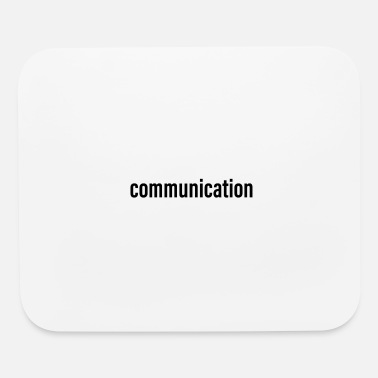 Communism Communication - Mouse Pad