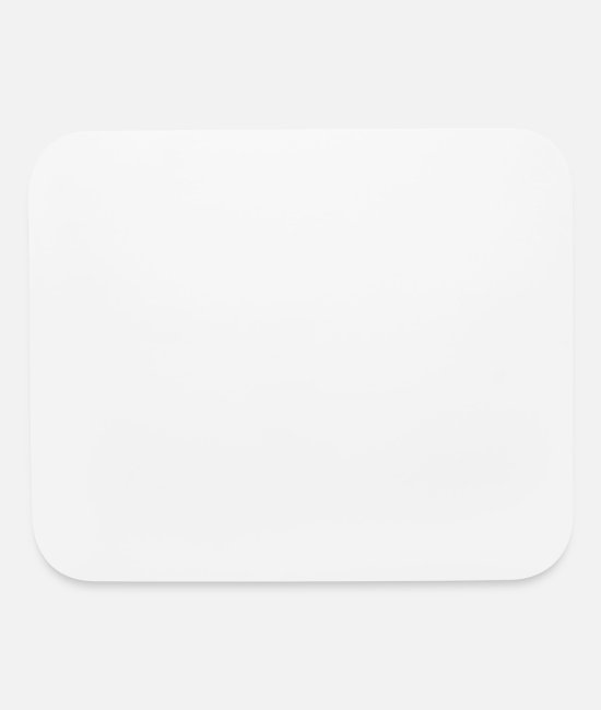 Printing Mouse Pads - Right Foot Print - Mouse Pad white