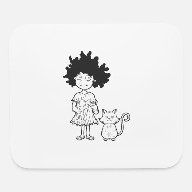 Apprentice Witch's Apprentice - Mouse Pad