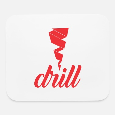 Ground ground drilling - Mouse Pad