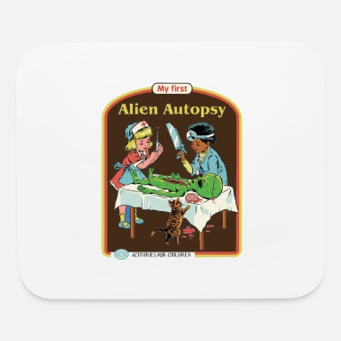 Smiffys my first alien autopsy - Mouse Pad